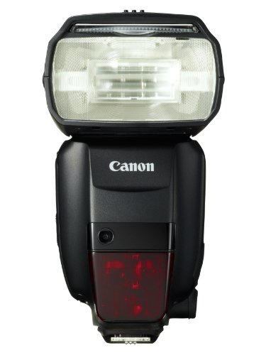 Canon Speedlite 600EX-RT - Flash con Zapata para Canon, Negro