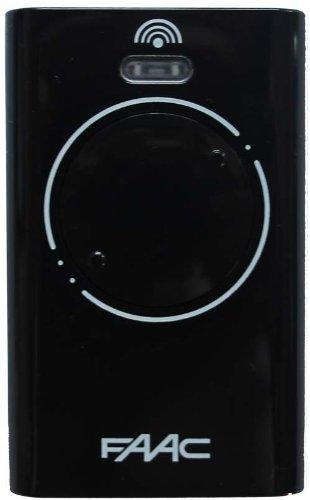 Handsender FAAC XT2 868 SLH Black