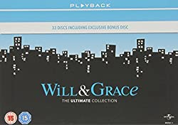 Will & Grace on DVD
