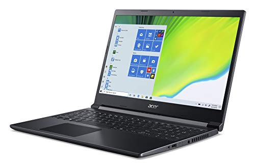 Acer Aspire 7 A715-75G-56ZA Notebook con Processore Intel Core i5-9300H, RAM 8 GB DDR4, 512 GB PCIe NVMe SSD, Display 15.6