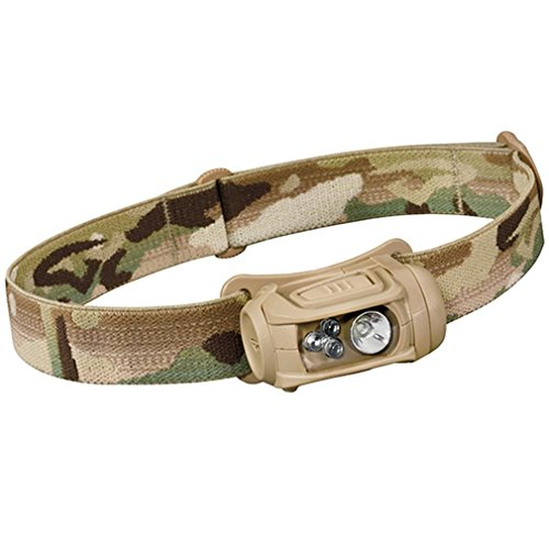 Princeton Tec Remix Pro MPLS Headlamp (100 Lumens, Multicam Body w/ Red LEDs)