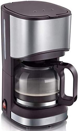 MISLD Lnnzpl Amerikanischen Tropf Kaffee, Kaffeefilter, Kaffeemühle, 3-4 Tassen Kaffee, Reuse Filter, Brown Exquisite und leicht zu reinigen Kaffee