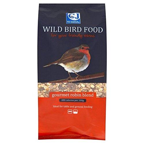 CJ de la faune Gourmet Robin Blend Bird Food 1.5Ltr 0.9 kg