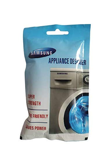 Amazing Accessories Samsung Appliance Descaling Powder for Front and Top Load Washing Machines (100 g) (1) (1)