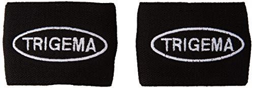 Trigema 200020 Manicotti, Nero (Schwarz 008), Unica (Taglia del Produttore: 1) Bambina
