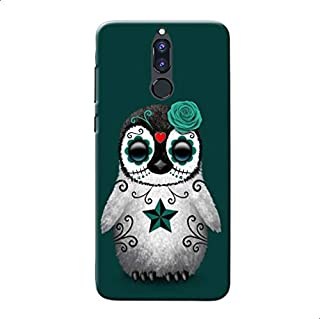 Back Cover For Huawei Mate 10 Lite, Green