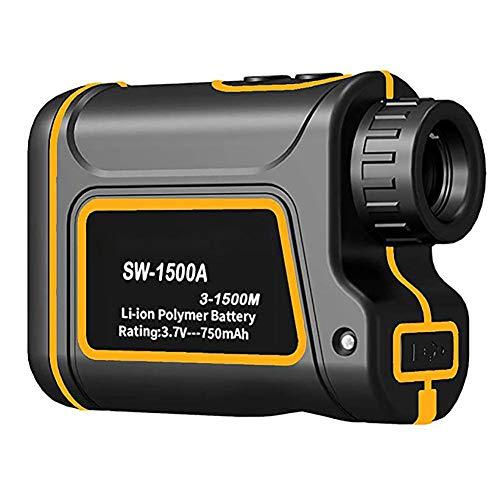 Inicio 600/1000/1500 Meter Golf entfernungsmesser ip54 staubdicht wasserdicht Handheld entfernungsmesser Outdoor entfernungsmesser messen Optik Werkzeug