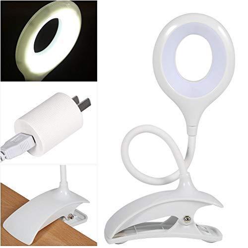 Preisvergleich Produktbild USB Tattoo Beauty Lampe,  Schreibtischlampe mit kaltem Licht und Clip-Design für Augenbrauen-Tattoo-Maniküre-Wimpernverlängerung und Lesen