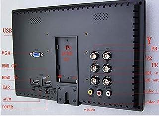 Gowe 178cm IPS SDI on Camera HD Moniteur pour DSLR Canon 5d Mark III 5D26d 7d 60d 70d 700d 650d DSLR appareils photo aviation Filmer fin moniteur