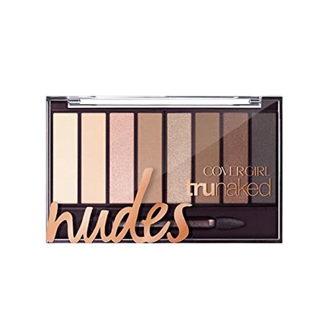 重要な展望台持続する(3 Pack) COVERGIRL TruNaked Eyeshadow Palette - Nudes (並行輸入品)