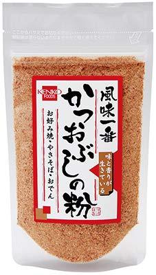 健康フーズのかつおぶしの粉 (50g×30個)×1ケース         JAN: 4973044023204
