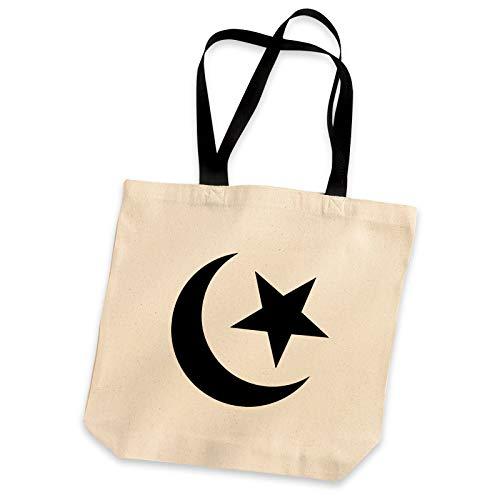 Clothing Serpent Islam Islamische Mohammed Halbmond Muslim Handtasche Schultertasche Geldbörse
