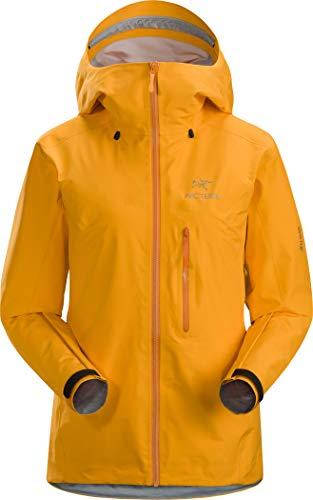 Arc'teryx Damen Alpha FL Jacket Women's, Sonnenaufgang, S