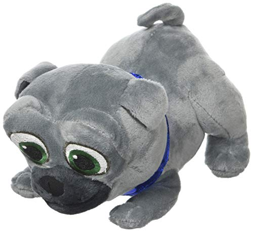 "Puppy Dog Pals 5"" Beans Plush Bingo, Grey"