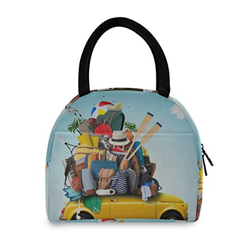 Man Lunchboxes Favorite Holidays And Wagons Best Lunchbags Lunch Totes For Men For Women Men Adults College Work Picnic Hiking Beach Fishing