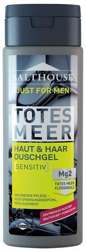 Salthouse 6X Men Totes Meer Haut & Haar Duschgel Sensitiv - 250ml
