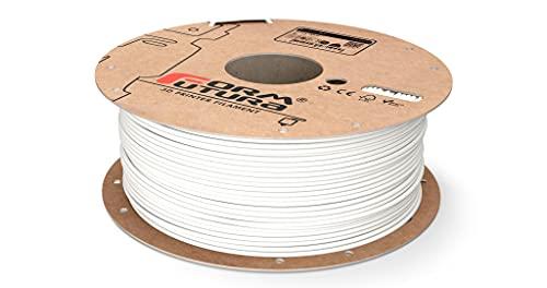 Formfutura - Filamento per stampante 3D, 1,75 mm, colore: Bianco gelido