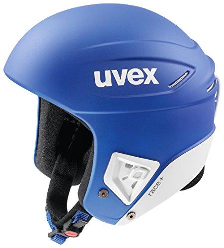 Uvex Race + Helmet - XX-Small/Cobalt-White Matte