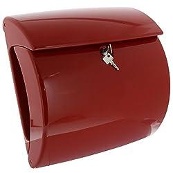 Postkasten rot