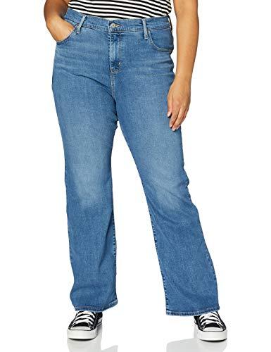 Levi's Plus Size 725 Pl HR Bootcut Jeans, Rio Rave Plus, 20 L Femme