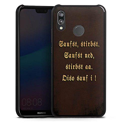 DeinDesign Hülle kompatibel mit Huawei P20 Lite Handyhülle Case Bayern Bavaria Saufen
