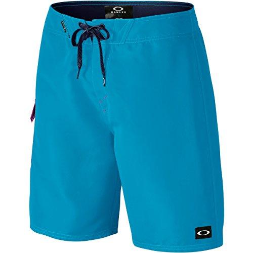 Oakley Herren Shorts Classic Colorblock 19, Pacific Blue, 33