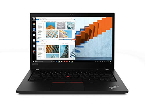 Lenovo ThinkPad T14 Gen 1 20S0004UUS 14' Yes Notebook - Full HD - 1920 x 1080 - Intel Core i7 (10th Gen) i7-10610U Quad-core (4 Core) 1.8GHz - 16GB RAM - 1TB SSD - Black (Renewed)
