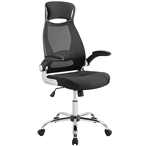 Modway Expedite High Back Tall Ergonomic Computer Desk Office Chair In [COLOR}