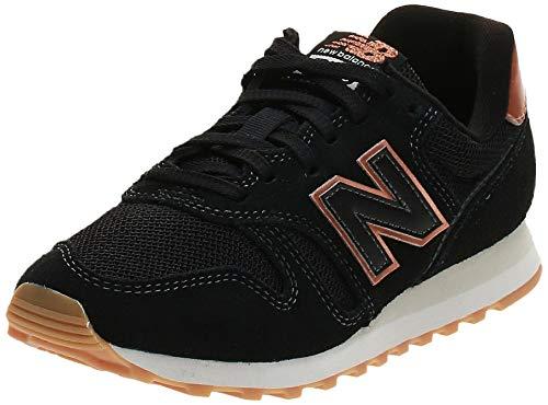 New Balance 373v2, Zapatillas Mujer, Negro (Black Ce2), 35 EU