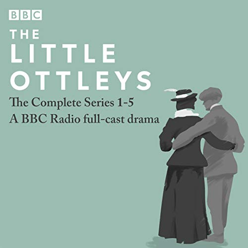 The Little Ottleys: The Complete Series 1-5 cover art