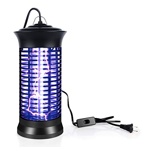AWAYBUG Electric Bug Zapper, Electronic Mosquito Killer Lamp, Indoor Insect Trap for Home, Indoor, Kitchen, Office