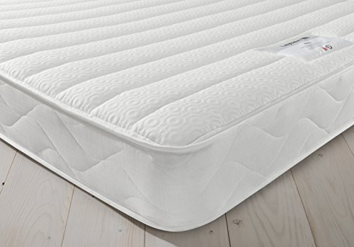 Layezee by Silentnight Comfort Memory Mattress - Small Double