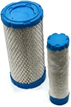 The ROP Shop New AIR Filter/PRE-Filter for Walker 5090-1 5090-3 Lawn Mower Zero Turn ZTR