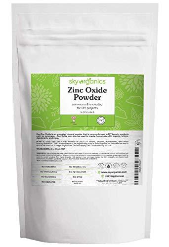 Zinc Oxide Powder by Sky Organics (…