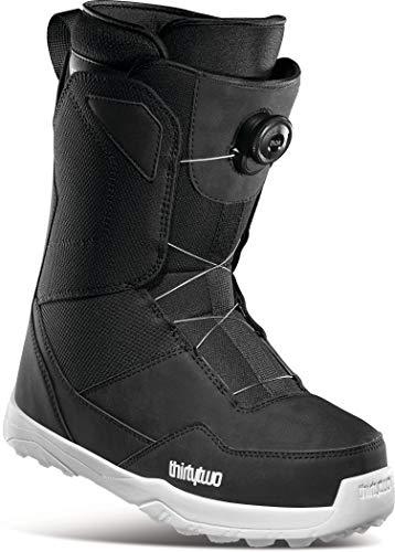Thirty Two Shifty BOA Mens Snowboard Boots Black Sz 10.5