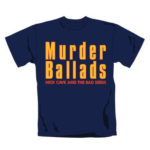 T Shirt Ballads  - (Nvy) (L) (M)
