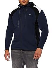 Jack & Jones Jconolan Sweat Zip Hood PS Sweatshirt à Capuche Homme