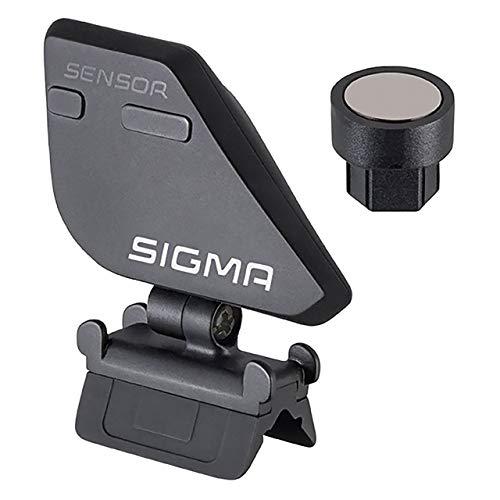 Sigma Sport 206 Accesorio ciclocomputador, Unisex Adulto, Negro, Talla Única