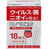 クレベリンG スティックタイプ つめかえ用 18本入り(業務用)