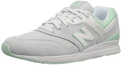 New Balance Damen WL697-PTT-B Sneaker, Mehrfarbig (Nimbus Cloud), 39 EU