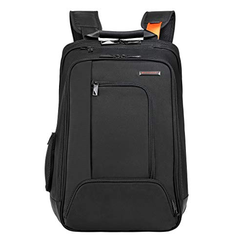 Briggs & Riley Verb-Accelerate Backpack, Black, One Size