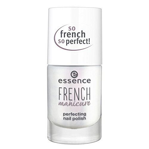 essence - french manicure perfecting nail polish 01 -