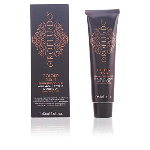 Orofluido Colour Elixir Tinte Permanente, Tono 3 Dark Brown - 50 ml