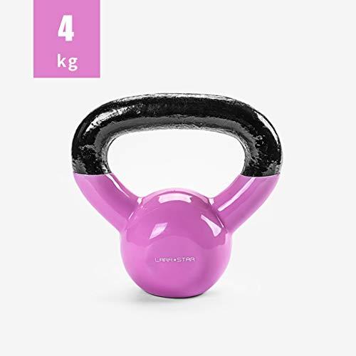 Summerone Kettle bell 8.8.13.2.17.6 lb Single Kettlebell Gewicht voor Gewichtheffen, Conditioning, Kracht en Core Training