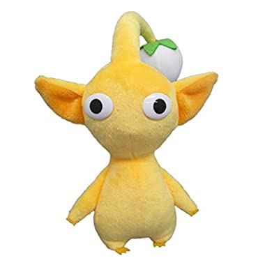 Little Buddy 1649 Pikmin Yellow Bud 6  Plush