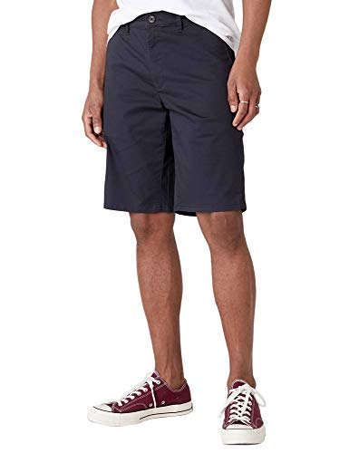 Wrangler Chino Short Pantalones Cortos, Azul (Blue Graphite X15), 33 para Hombre