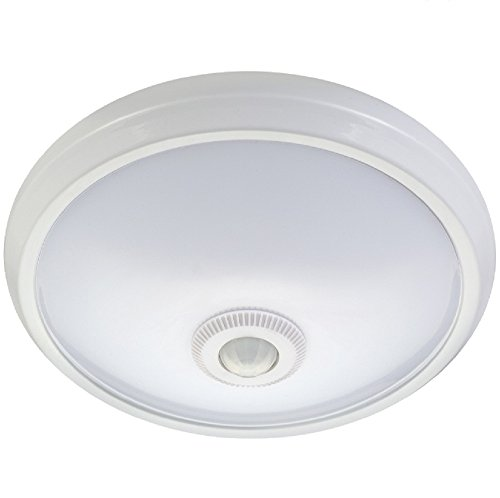 Maclean MCE131 ACU infrarood led-plafondlamp met bewegingsmelder + stroomuitval