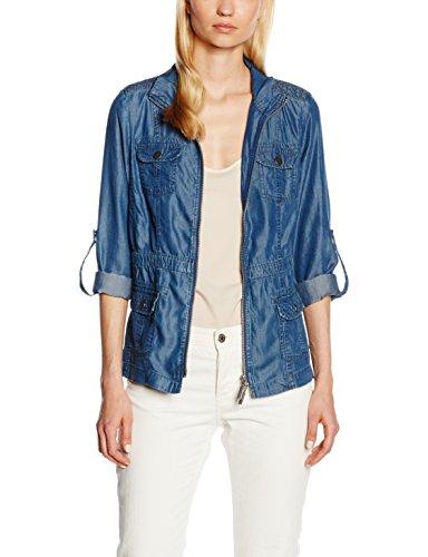 Bonita Damen 1205236 Blazer, Blau (Blue Denim 1202), 42
