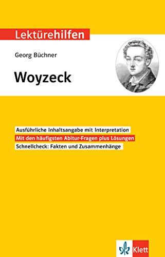 Klett Lektürehilfen Georg Büchner, Woyzeck: Interpretationshilfe für Oberstufe und Abitur