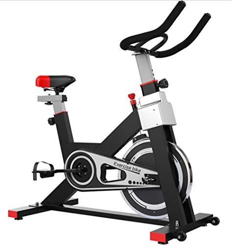 Why Choose Indoor Cycling Bicycle Trainers Manual Adjustable Resistance 6 Kg Flywheel with Mobile Ap...